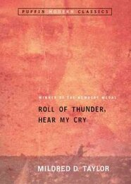 Roll of Thunder, Hear My Cry by Mildred D. Taylor - RapunzelReads